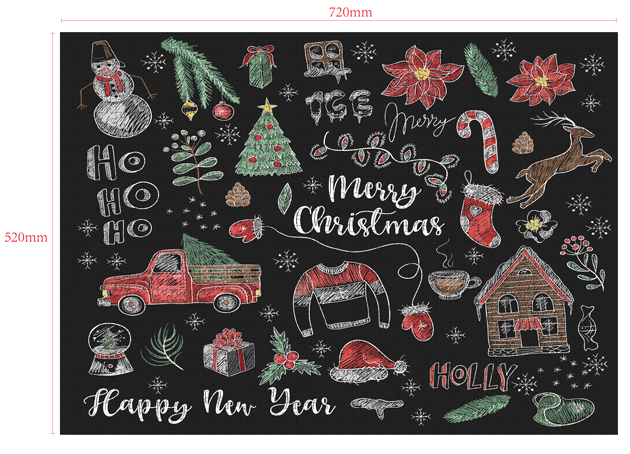 1000 Pieces Of Paper Puzzle-Holiday Joys , Christmas Piece Jigsaw Puzzle, Funny Family Playing Jigsaw Puzzle Game 2