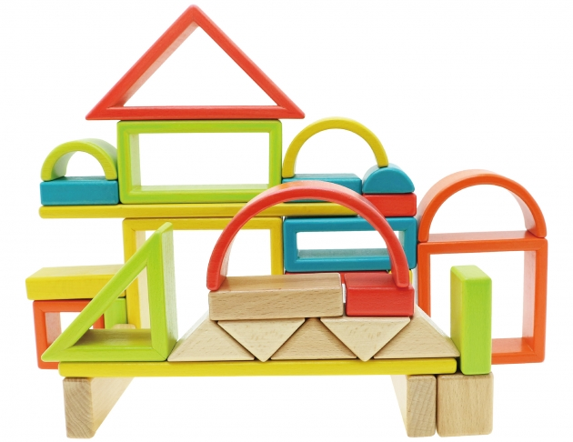 3D Blocks, Educational Toys, Wooden Toys 1