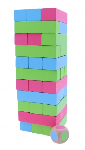 Tropple: Level 1, Educational Toys, Wooden Stackers, Wooden Games 3
