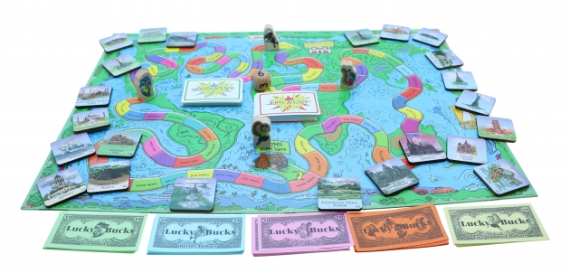 Travel Squirrels, Wooden Games, Tabletop Games, Family Games 4