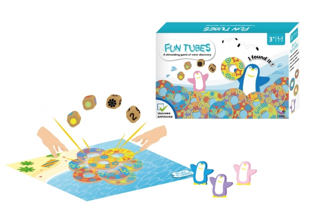 Fun Tubes, Brain Games, Board Games, Card Games, Wooden Toys, Smart games 1
