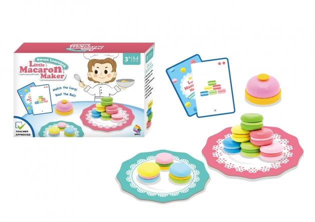 Little Macaron Maker, Educational Toys, Educational Games, Brain Games, Card Games 1