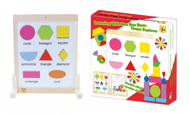 Learning With Bao Bao Bear-Shape Explorer, Eductational Toys, Learning Toys, Magnetic Toys 2