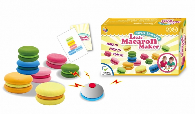 Little Macaron Maker, Educational Toys, Educational Games, Brain Games, Card Games 1
